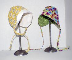 Baby-Bonnets-1024x864 Easy Make Free Baby Bonnet Pattern