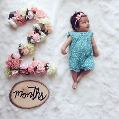 Monthly Baby Photos, Newborn Baby Photos, Baby Girl Pictures, Baby Boy Photos, Newborn Baby Photography, Baby Kids Clothes, Baby Month By Month, Umpa Lumpa, Photoshoot