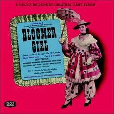 """""""The Eagle and Me"""" sung by Dooley Wilson on: Amazon.com: Bloomer Girl (1944 Original Broadway Cast): Harold Arlen,E. Y. Harburg,Celeste Holm: Music"""