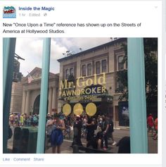 Yet another reason to go to Disney World!!!