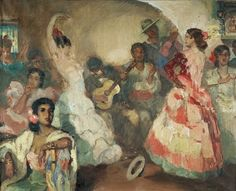 Maher Art Gallery: José Cruz Herrera ~ Beautés marocaines Maher Art Gallery600 × 486Buscar por imagen José Cruz Herrera (1890-1972) was an Spanish painter who concentrated principally on Genre works and landscape art. He worked in Spain, Uruguay, Argentina, ...