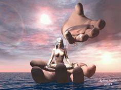 La meditación tiene un sinfin de maravillosas posibilidades. Nos ayuda a relajarnos, a equilibrarnos y lo más importante a recuperar e integrar la espiritualidaden nuestra vida diaria.  Aprendamos a meditar. Y a balancear nuestro Ser con nuestra Esencia!!