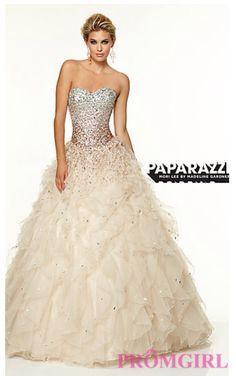 Paparazzi prom dress. Love this!