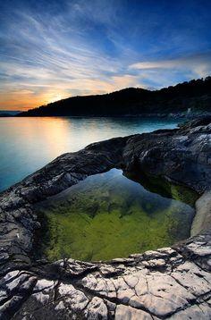 Mijet Island, Croatia by Patrick Di Fruscia