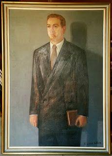 #Portrait #Retrato #MariaLuisaIbanezArt #Art #Painting #Spain