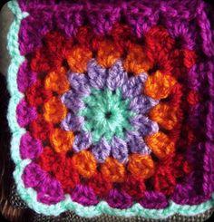 O meu mundo a cores: Crochet