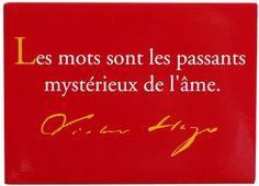 *** Citations de Victor Hugo ***