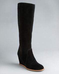 kate spade new york Wedge Boots