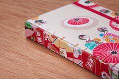 NEW Notebook in Secret Belgian binding