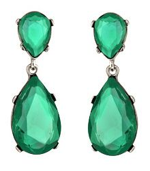 Real vs. Steal – Bulgari Emerald Pendant Earrings