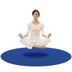 Yoga instructors: how great would it be to shine in a spotlight and teach in 360 degrees? Introducing the lily pad of yoga mats, Yoga Accessories' roomy 6-Foot Round Yoga Mat is one of a kind! We also highly recommend this mat for meditation, tai chi, and larger-bodied yogis.