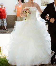 ♥ PRONOVIAS Designer Brautkleid ♥  Ansehen: http://www.brautboerse.de/brautkleid-verkaufen/pronovias-designer-brautkleid/   #Brautkleider #Hochzeit #Wedding
