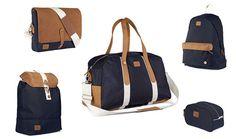 Collection capsule Faguo en nylon et nubuck #faguo #sac #backpack
