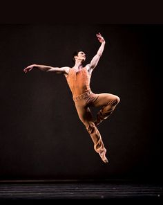Nicolas Blanc  / San Francisco Ballet / in Stanton Welch's Naked / photo: Erik Tomasson