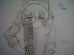 Share Karya.. Reki from Hidan no Aria