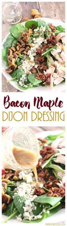 Bacon Maple Dijon Sa