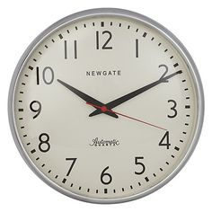 from our View all Clocks range at John Lewis. Free Delivery on orders over