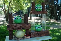 This rules. Real life Angry Birds for Cub Scouts ...