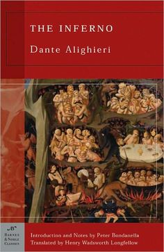 Dante's Inferno I would like to read this book Im gonna request a copy at my public library