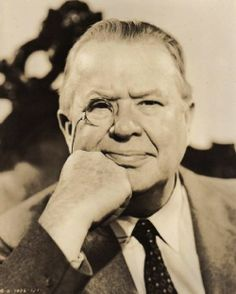 Charles Coburn The Lady Eve, The More the Merrier Old Hollywood Stars, Old Hollywood Movies, Hooray For Hollywood, Hollywood Actor, Golden Age Of Hollywood, Vintage Hollywood, Classic Hollywood, Old Movie Stars, Classic Movie Stars