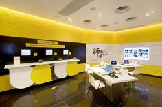 one2free megastore by Clifton Leung Design Workshop, Hong Kong