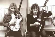 Dave Murray & Adrian Smith (Iron Maiden)