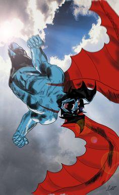 Devilman by Antonio Palumbo  #devilman #manga