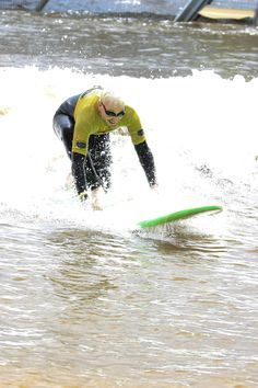 Learning to Surf at