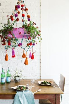 Indoor Garden Ideas - DIY Plant Holders | Apartment Therapy