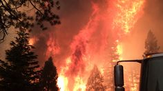 Day fire NorCal 2014