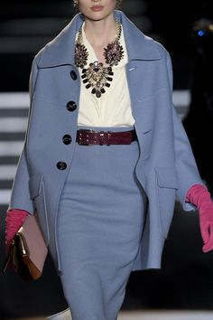 cool chic style fashion  dsquared2 fall 2013