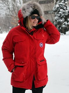 Canada Goose trillium parka online official - Women's Canada Goose 'Montebello' Slim Fit Down Parka with Genuine ...