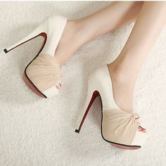 Dresswe.com SUPPLIES 2014 Irresistible Upper Ultra-high Heel Prom Shoes Wedding Shoes (2)