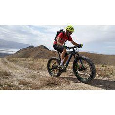 fcd9e1d5af Scott Big Ed fat bike exploring Stansbury Island outside of Salt Lake City