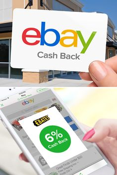 You�re already finding great deals on eBay, but why stop there? Download Ebates and get cash back on your purchases. Before you know it, you�ll be redeeming it for a Big Fat Check or PayPal payment.
