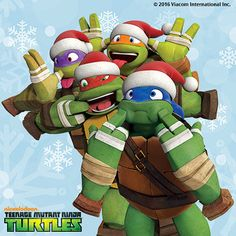 12bd1bfb203 Teenage Mutant Ninja Turtles