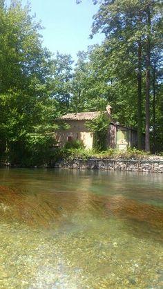 Idyllisch stukje Provence
