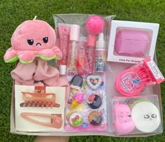 Birthday Presents For Girls, Bff Birthday Gift, Birthday Box, Birthday Wishlist, Cute Gifts For Friends, Bff Gifts, Best Friend Gifts, Makeup Kit For Kids, Diy Gifts To Sell