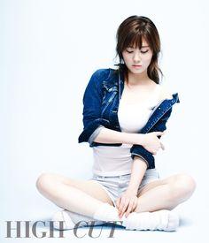 Seohyun for High Cut