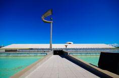 Memorial Juscelino Kubitschek, em Brasília