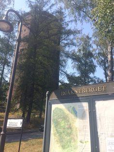 Västerås äldre vattentorn