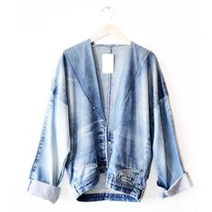 """Image search results for """"Up …"""" - diy clothes Recycling Ideen Diy Jeans, Love Jeans, Jeans Denim, Jeans Style, Jeans Recycling, Estilo Jeans, Diy Vetement, Denim Ideas, Denim Crafts"""