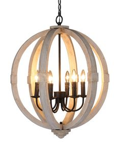 journee lighting. Journee Home White Wood Orb Pendant Light $259.99 28\u0027\u0027 H X 22.8\u0027\u0027 Diameter Cord: 51\u0027\u0027 L Iron / Glass Requires Six 40 W Bulbs Lighting O