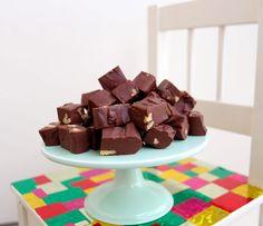 Chokladfudge- endast 2 ingredienser