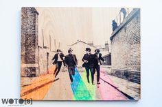 Beatles WOTO by SugarLayne on Etsy, $65.00