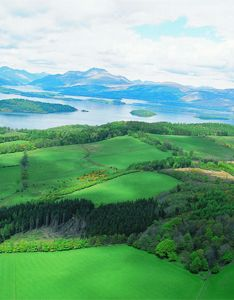 Loch Lomond, Scotland, where many of my familial roots are.