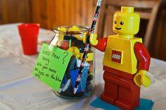 pinterest lego party ideas | lego party