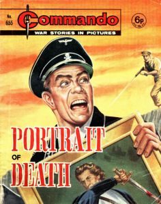 Engineering & research hub: commando 655 : Portrait of Death