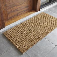 Lovely Rubber Door Mat Large