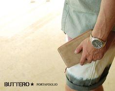 【楽天市場】BUTTERO ブッテロ PORTAFOGLIO/スエード&バケッタレザー ラウンドジップロングウォレット・a996(全4色)(unisex)【2013春夏】:Crouka LR(クローカ エルアール)